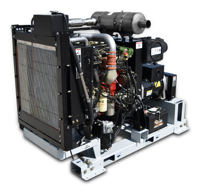 Tier 4 Final 40kw Generator Package